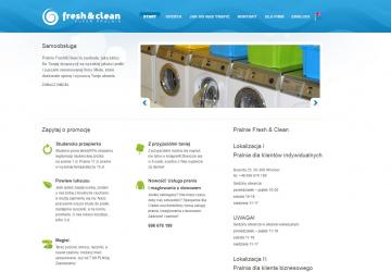 Pralnia Fresh & Clean